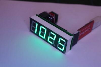 MPL115A2 Barometer