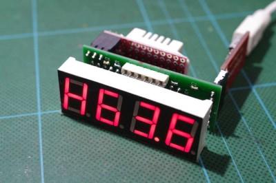 DTH22 humidity sensor