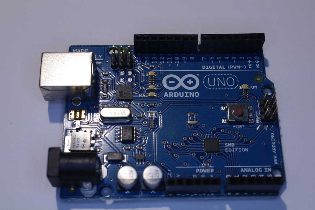 Arduino Uno as a USB HID Interface - Signals