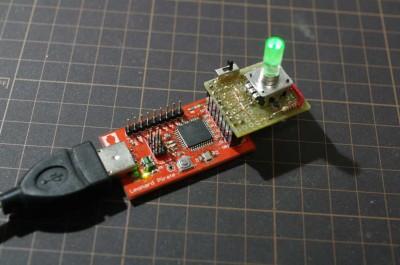 USB-HID Volume Controller