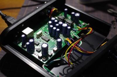 LXU-OT2 inside case