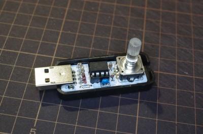 USB-HID Volume Controller V2.0