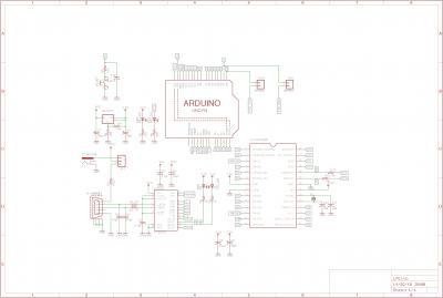 LPCduino Schematic
